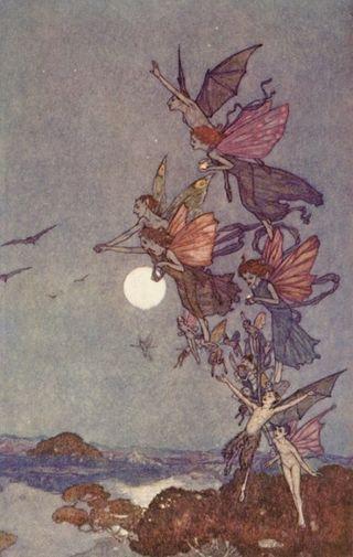 Dulac's Fairies
