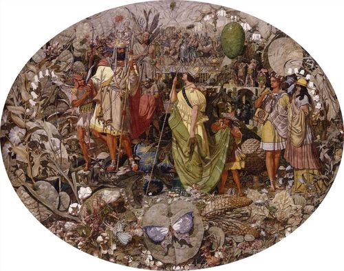 Richard Dadd Oberon and Titania